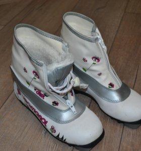 Лыжные ботинки Rossignol