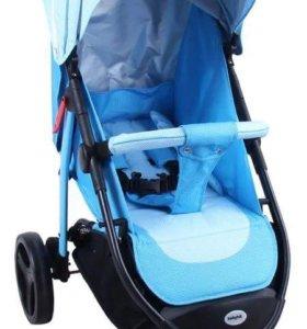 Детская коляска baby hit triniti