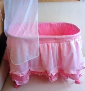 Кроватка для куклы Baby born