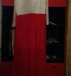 Платье новое р.50 52