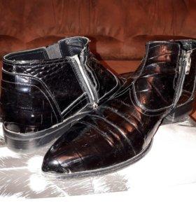 Ботинки Giampieronicola