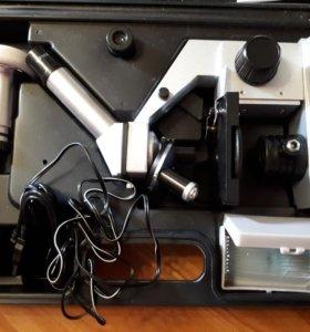 Цыфровой микроскоп