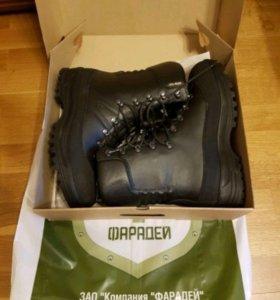 Ботинки фарадей 089
