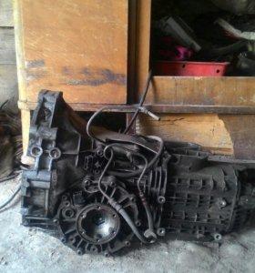 Коробка передач на ауди80