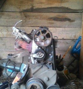 Двигатель на ауди80