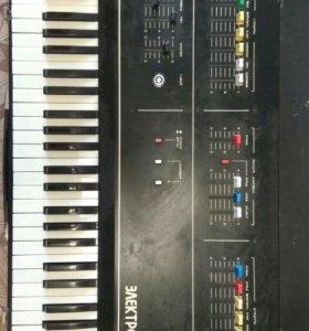Синтезатор электроника эм-04