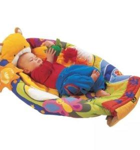 Развивающий коврик-кровать