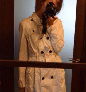 Шикарный новый пальто-плащ из Испании