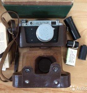 фотоаппарат ФЭД 2 (СССР)