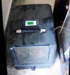 Холодильник Teco для морсково аквариума