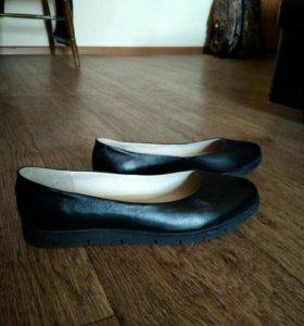 Туфли 💯новые кожа
