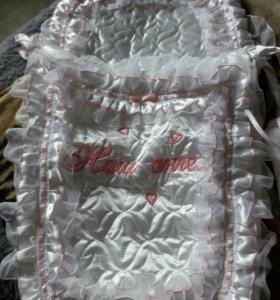 Конверт одеяло на синтепоне
