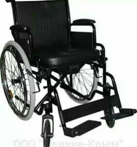 Кресло с санитарным оснащением.