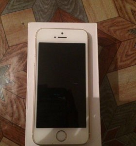iPhone 5s/16 gold