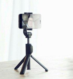 Xiaomi Mi Selfie Stick Tripod штатив и селфи-палка