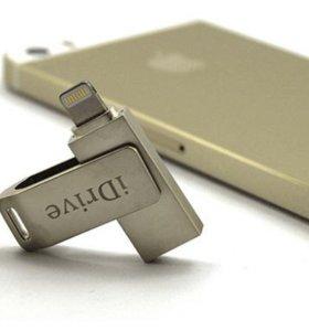 USB Флешка iDrive для iPhone/iPad/iPod