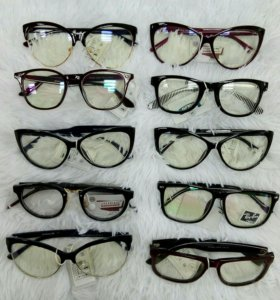 Очки для имиджа