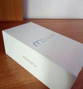 Meizu m3 note. Gold.