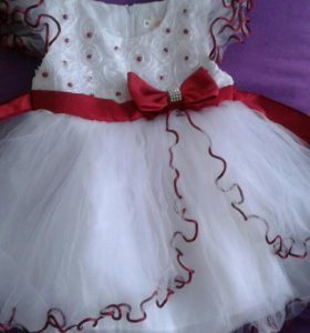 Продам детское праздничное платье