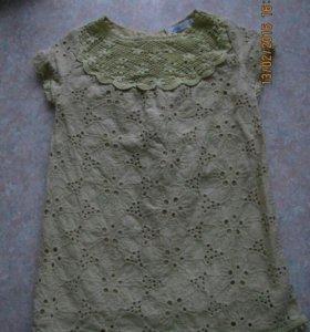 Новое платье jacadi