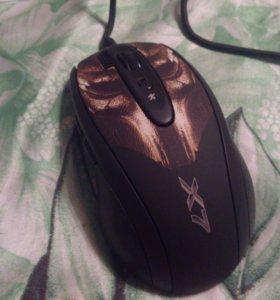 Игровая мышь X7 новая