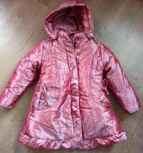 Новое пальто с подстежкой