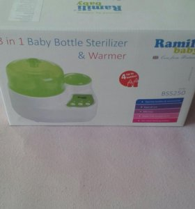 Стерилизатор+подогреватель Ramili Baby