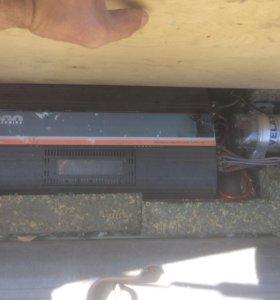 Усилитель Mystery MJ 5.400 + VELAS VCAP 0,5