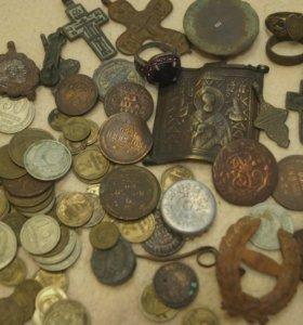 монеты с копа