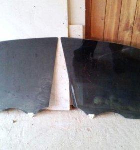Передние стекла на Прадо 120