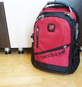 Городской рюкзак Swissgear с бесплатной доставкой