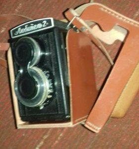 Ретро фотоаппараты и фотоувеличитель