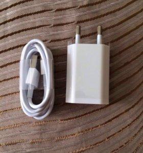 Зарядка для айфон(iPhone) 5,6