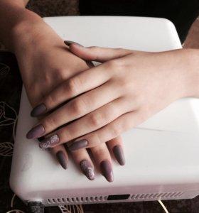 Наращивание ногтей ❤️