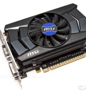 видеокарта NVIDIA GeForce GTX 750