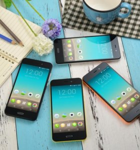 Новый смартфон Gretel A7