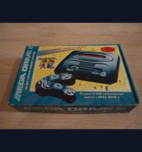 Приставка mega drive 2