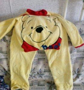 пижама зимняя