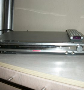 DVD и 4 колонки BBK