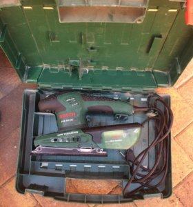 Вибрационная шлифовальная машина Bosch PSS 200 AC