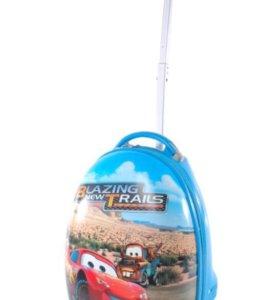 Детский чемодан Disney Cars