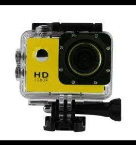 Экшен камера 1080 Full HD
