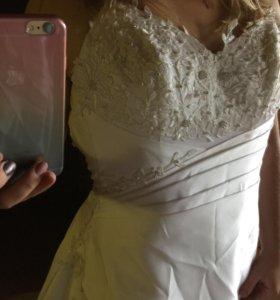 Красивое свадебное платье продажа