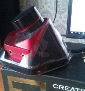 Усилитель для наушников , Sound Blaster ZX