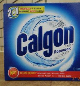 Порошок для смягчения воды Calgon 1,1кг.