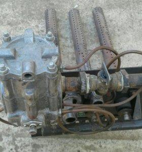Горелка для газового котла с автоматикой РГУ