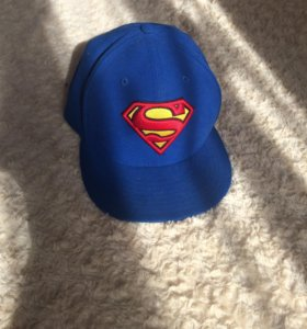 Кепка Supermen