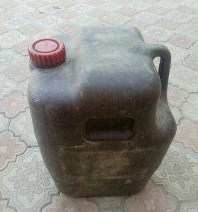 Бочка для топлива2 шт