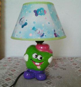 светильник детский