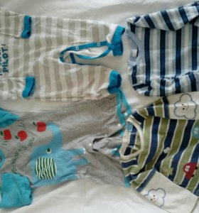 Набор одежды для мальчика, рост 74-80